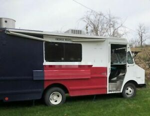 Food Truck For Sale In Ohio