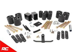 Rough Country Rc611 3 Body Lift Kit For Jeep 87 95 Wrangler Yj 4wd