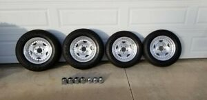 Barely Used Centerline Convo Pro Rims And Remington Xt 120 Tires
