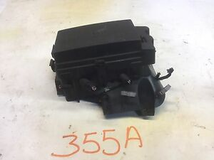2002 2003 Chevrolet Trailblazer Engine Fuse Relay Box Fusebox Y 355a