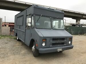 Gmc Food Truck Used Mobile Kitchen For Sale In California