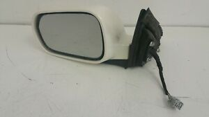 2002 2003 2004 2005 2006 Acura Rsx Type S Driver Side Mirror white