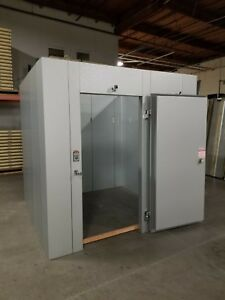 New Commercial Cooling 8 X 8 X 8 Walk in Cooler With Remote Refrigeration