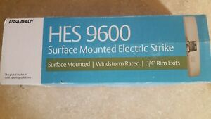 Assa Abloy Hes 9600 Electric Strike 9600 630