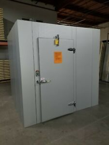 New Commercial Cooling 6 X 8 X 8 Walk in Cooler With Remote Refrigeration