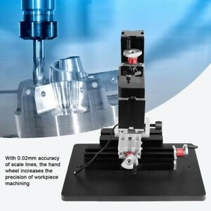 12000rpm 60w High Power Metal Mini Lathe Diy Micro Milling Machine New 100 240v