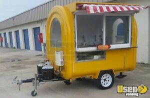 7 X 5 Multi use Compact Concession Trailer For Sale In Florida