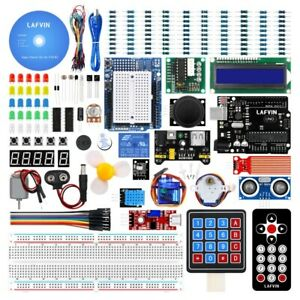 Ultimate Starter Learning Kit For Arduino Uno R3 Lcd1602 Servo Processing Lafin