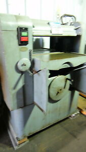 Delta Rockwell 18 Wedge Bed Planer
