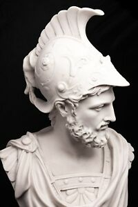 Marble Bust Of Ajax The Great Classical Sculpture Art Gift Ornament