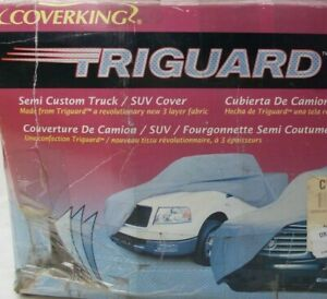Coverking Uvctmsci98 Universal Fit Car Cover For Mini Truck Short Bed Crew Cab