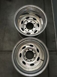 16 5x12 Weld Racing Typhoon Rim 8x6 5