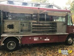 Chevy Food Truck For Sale In North Carolina