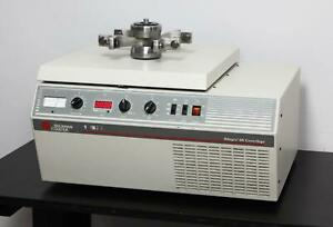 Beckman Coulter Allegra 6r Refrigerated Benchtop Centrifuge W Gh 3 8 Rotor