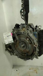 Automatic Transmission 15 Chrysler 200 With Auto Engine Stop Start 625866