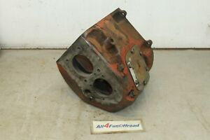 Ford Truck Np435 4 Speed Manual Transmission Case New Process P C96391 P