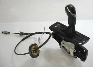 14 2014 Cadillac Xts Automatic Transmission Floor Shift Shifter W Cable Oem