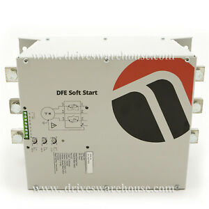 250 Hp 200kw 350 Amps 480v Ac Int bypassed Softstarter Trip Class 5 Dfe 34