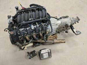 2002 Camaro 5 7 Ls1 Engine Liftout W 4l60e Transmission Complete Tested Video