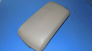 2007 2008 2009 2010 Ford Edge Center Console Lid Armrest Factory Oem Tan