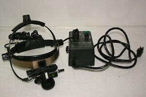 Topcon Id 10 Indirect Ophthalmoscope With Power Supply Ps 10b