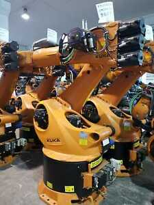 Kuka Kr360 With Krc4 Controller Year 2013 Totally Refurbished