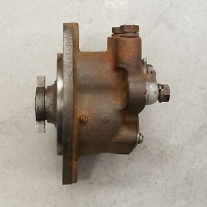 Distributor Drive Housing Base Farmall Ih Ihc Casting Clean 363763r11