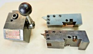 Kdk Quick Change Tool Post With 2 Holders
