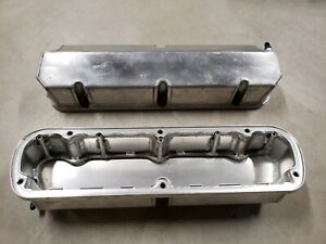 Sbf Fabricated Valve Covers 302 351 5 0 W Valve Spring Oilers Must See
