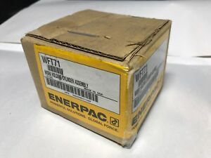 New Enerpac Work Holding Cylinder Assembly Wft71 Sealed Package Fast Shipping