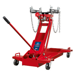 Sealey 1000e Transmission Jack 1 Tonne Floor