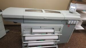 Oce Tcs500 Wide Format Printer Wide Format Scanner And Controller Plus Heads