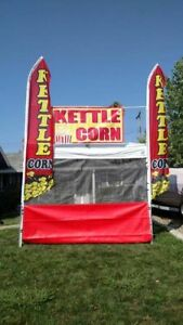 6 X 12 Pizza Concession Trailer kettle Corn Concession Stand With Trailer For