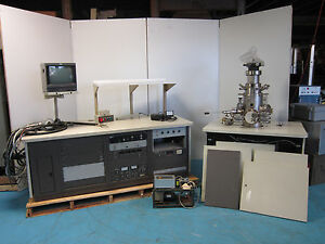Perkin Elmer 600 Auger Electron Microscope Price Reduced