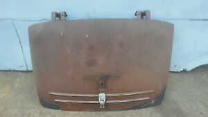 1946 1948 Ford Sedan Trunk Lid Tudor Deck Bonnett