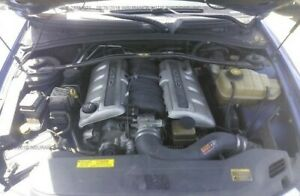04 Gto Ls1 Engine With T56 Tremec Borg Warner Six Speed Manual Transmission 75k