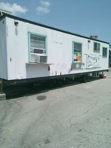 8 X 30 Kitchen Food Concession Trailer For Sale In Ohio great Working Start u