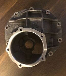 New Ford 9 Inch Cast Iron Nodular 3rd Member 3 06 N Case