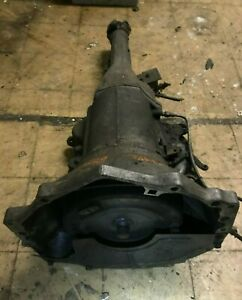 Jeep 904 Transmission With Chevy Bellhousing Iron Duke Complete