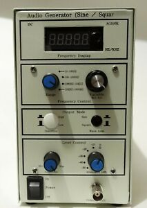 Used 10hz To 100khz Low Distortion Sine square Wave Generator Ac110v