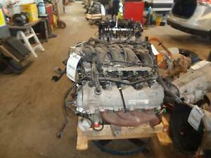 2007 Ford Mustang Engine 4 6l Vin H 8th Digit 3v 07 18e0559