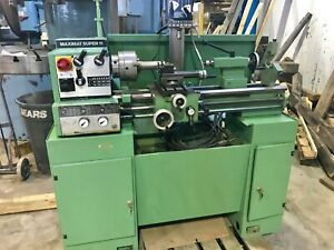 10 x24 cc Emco Maier Lathe With Milling Attachment