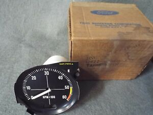 Nos Tachometer Gauge 1974 Ford Mustang Ii Mach 1 2 2 Ghia Tach Instrument Oem 74