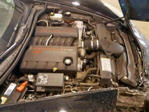 2007 Chevrolet Corvette C6 Ls2 6 0 Liter Engine 400 Hp 45k With Warranty Used