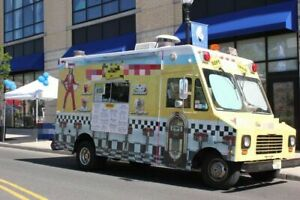 1989 Ford E350 Amazingly Cool Ice Cream Truck For Sale In New Jersey Custom Bui