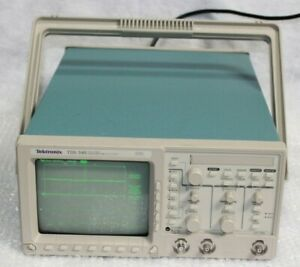Tektronix Tds 340 Two Channel Digital Real time Oscilloscope m1