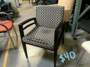 Used Wooden Guest Chairs
