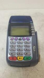 Verifone Omni 3750 Pos Point Of Sale Credit Card Reader Terminal