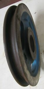 Yale Crane Wire Rope Sheave 10 O d 7 16 Groove New 3 Available 200110 4