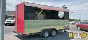 2014 6 X 18 Food Concession Trailer For Sale In Illinois